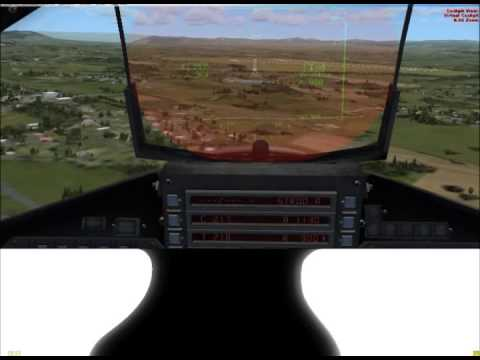 VFS VIAF ֻ| How to land with F-15I IRIS FSX
