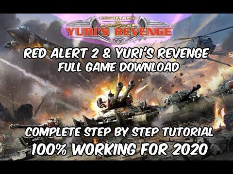 C&C Red Alert 2 & Yuri's Revenge Full Download + Easy Installation for Windows 7/8/10 [100% Working]
