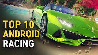 Top 10 Android Racing Games with Realistic, High-quality Graphics  | whatoplay