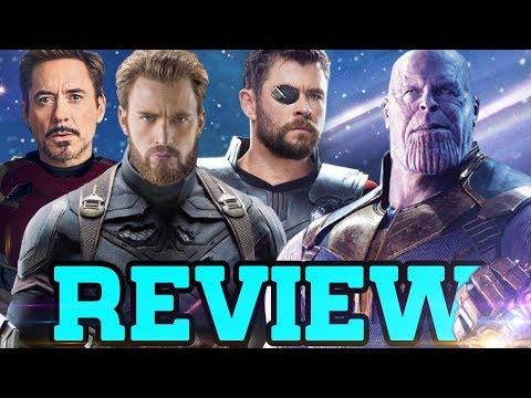 Avengers: Infinity War – Movie Review (with Spoilers)