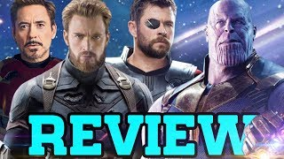 Avengers: Infinity War - Movie Review (with Spoilers)