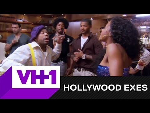 Hollywood Exes + Drea and Brian Blow Up At Drea's Party + VH1