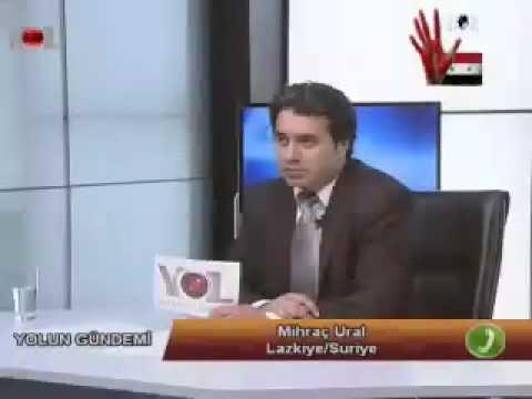 Mihrac Ural Reyhanlı Açıklaması 14.05.2013 Suriye Gerçekleri