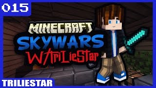 OO BABY ITS TRIPLE!!! - Minecraft Skywars #15