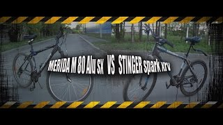 Видео обзоры Stinger Bike Element D