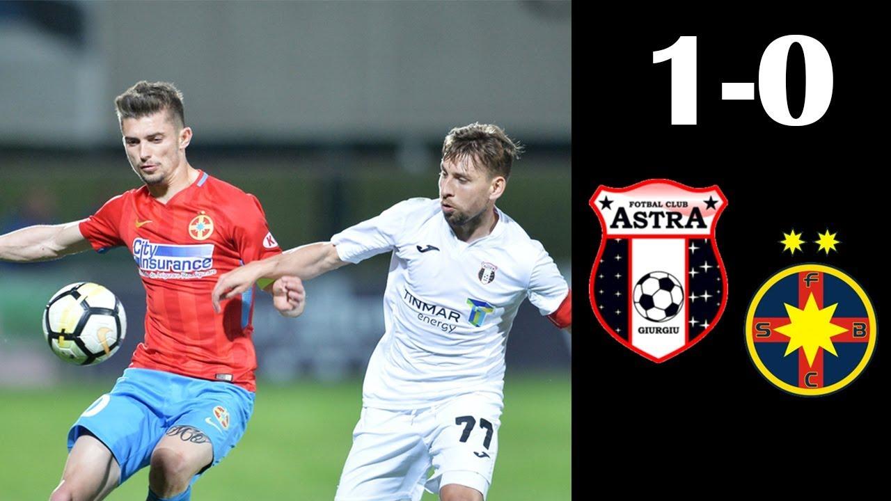 FCSB  |Astra- Fcsb