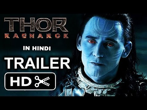 Thor:3  Ragnarok Trailer  IN HINDI- (2017)...