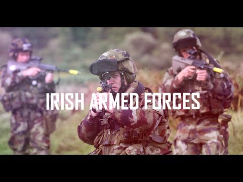 Irish Armed Forces 2018