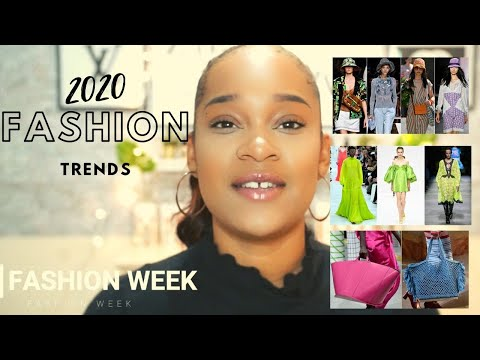 2020 FASHION TRENDS  WHAT TO WEAR IN 2O2O  TREND ALERT!!. http://bit.ly/2GPkyb3