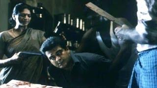 David Billa Fight Scene - Billa Came To Sell Herrioen To A Smuggler - Ajith Kumar