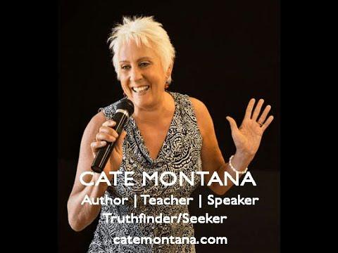 Cate Montana's 10 Best Spiritual Books - Sandie Sedgbeer's No BS Spiritual Book Club
