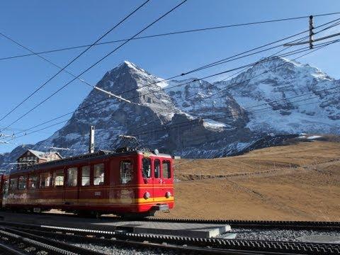 Jungfrau - The Top of Europe