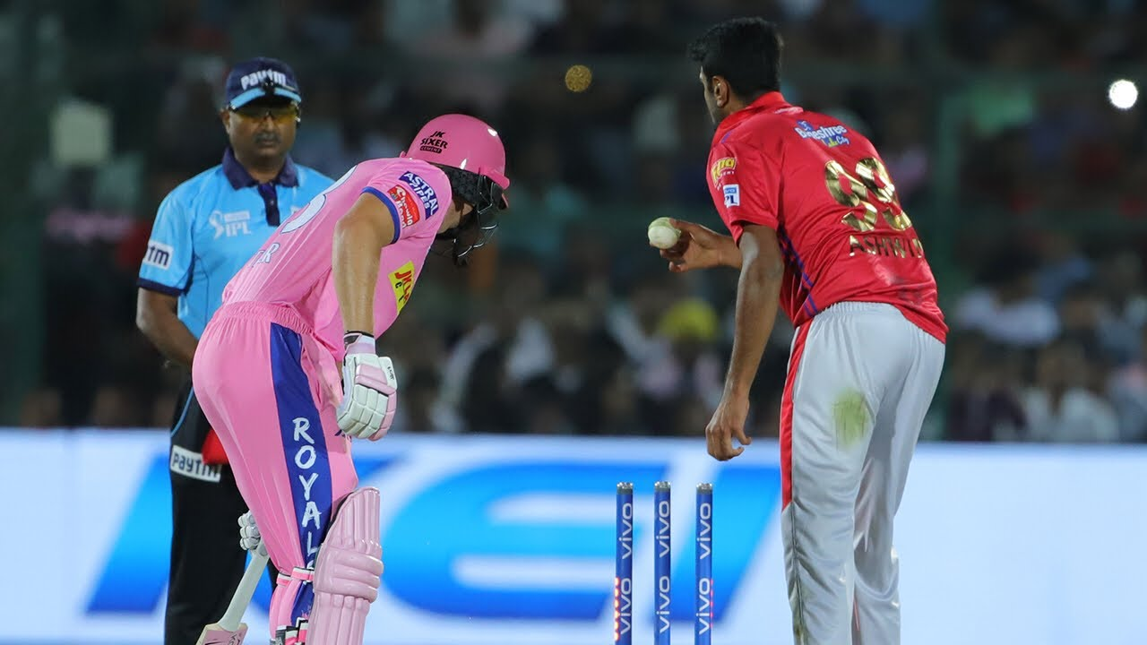 Ashwin was well within his rights to Mankad Buttler' - Dasgupta - YouTube