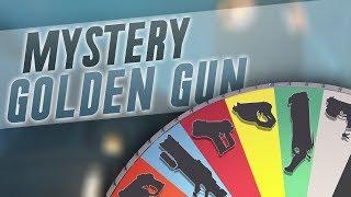 Overwatch - RANDOMLY SELECTED GOLDEN GUN