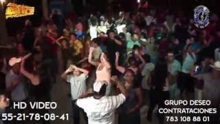 SABOR A DURAZNO EXITASO GRANDE DEL GRUPO DESEO LA TENTACION MUSICAL