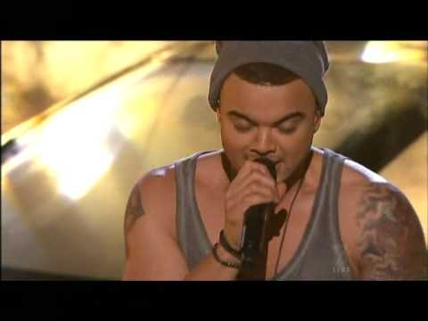 Guy Sebastian  Feat. Lupe Fiasco - Battle Scars - Live in Australia - The X Factor Australia 2012
