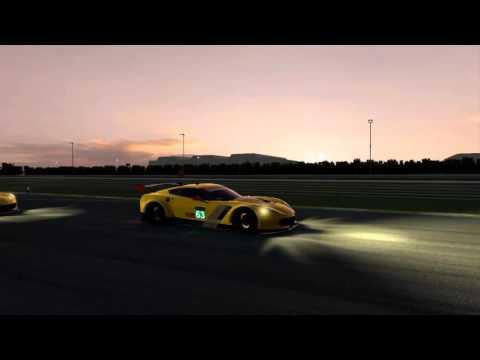Real Racing 3 CORVETTE C7