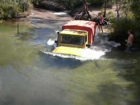 daihatsu scat does nolans brook 2012