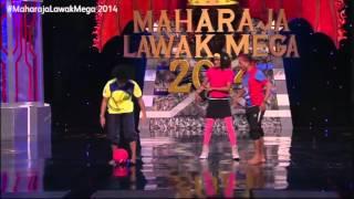 Maharaja Lawak Mega 2014 - Kerusi Panas 2 (Zero)