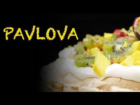 Recette : Pavlova