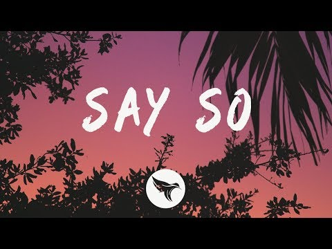 Doja Cat - Say So (Lyrics)