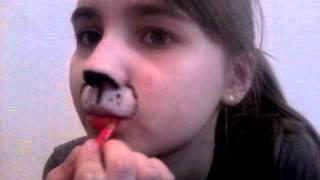Второе видео рисунки на лице кролик(, 2016-04-28T13:25:47.000Z)