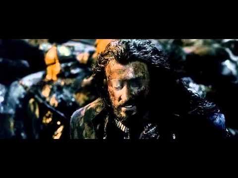Lo Hobbit Descrizione di Balin della tentata ripresa dell'Antico Regno dei Nani di Moria HD DVD.avi