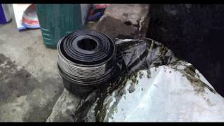 Changing your engine oil - Nissan Almera N16 Mark I - How to - DIY