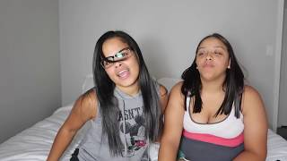 LICK MY BODY CHALLENGE!!! *SHE LICKED MY .....