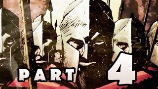 300 March To Glory Stage 4 Part 4 Gameplay Walkthrough (PSP) [HD]