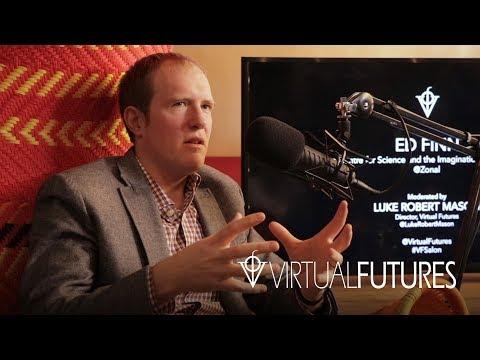 What Algorithms Want - with Ed Finn | Virtual Futures Salon