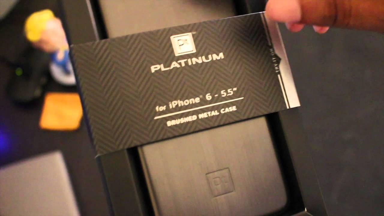 promo code 9ff11 87684 Platinum Case For iPhone 6 plus