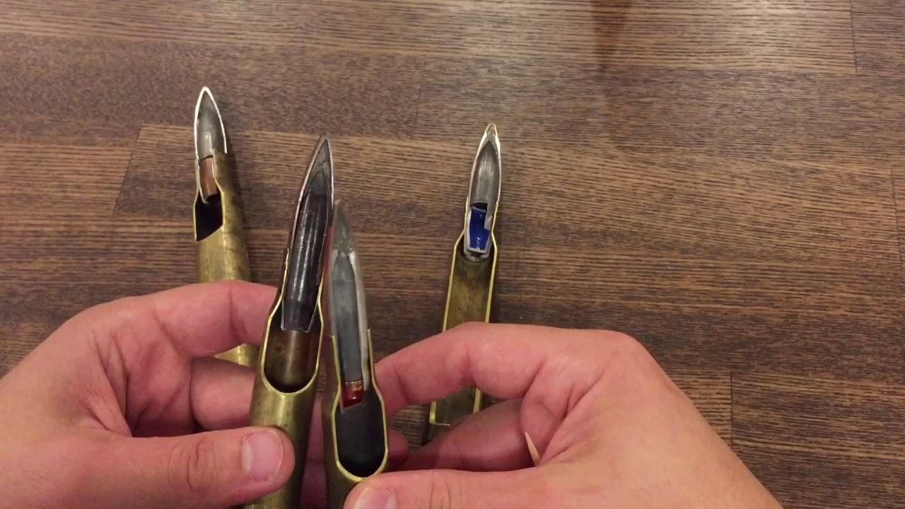 В России создали новый вид зажигательных патронов калибра 12,7 мм