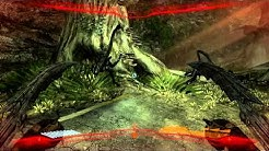 Aliens vs. Predator (2010) PC: Predator - Mission 1: Jungle - Gameplay