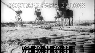Iran Staging Area for USA - USSR Lend-Lease 221668-05