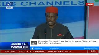 Anambra Governorship Debate Pt 5