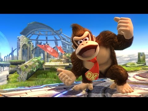 HOW TO DONKEY KONG