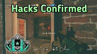 Crazy Wallbangs! : Xbox Diamond - Ranked Highlights - Rainbow Six Siege Gameplay