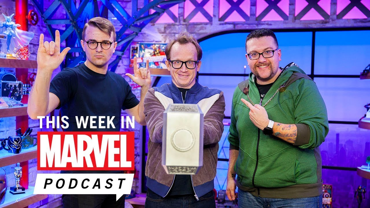 Chris Gethard Cried When Multiple Man Died – This Week in Marvel Podcast