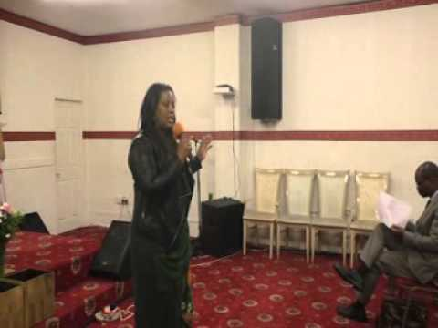 Minister Lorraine Hebrew Songs Christian Worship - Singles and Couples Conference