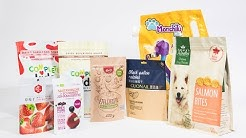 Flexible Packaging Bag for Food Snack Nuts/ Stand Up Zipper Pouch / Dog Food Packaging