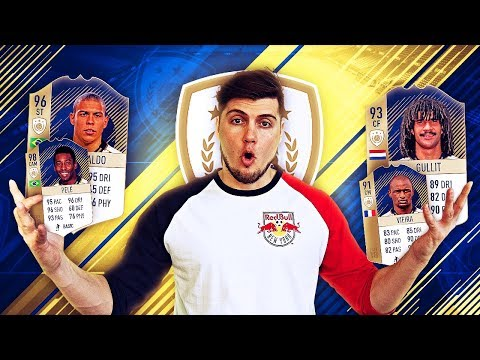 TOP 5 ICONS IN FIFA 18 ULTIMATE TEAM! ** FUT CHAMPIONS GUIDE