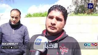 آراء مواطنين وشهود عيان في حادثة مشاجرة دوار المدينة الرياضية - (28-2-2018)