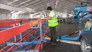 Jalsa Gah Build-up - Behind The Scene
