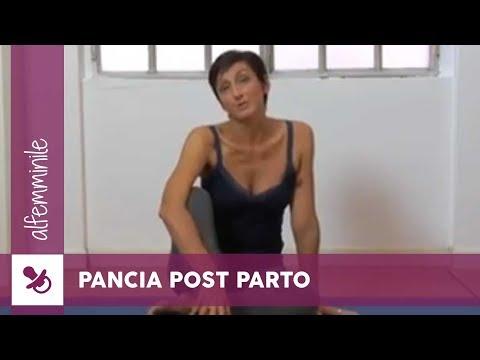 PANCIA POST PARTO CESAREO: Ecco Come Tornare In Forma