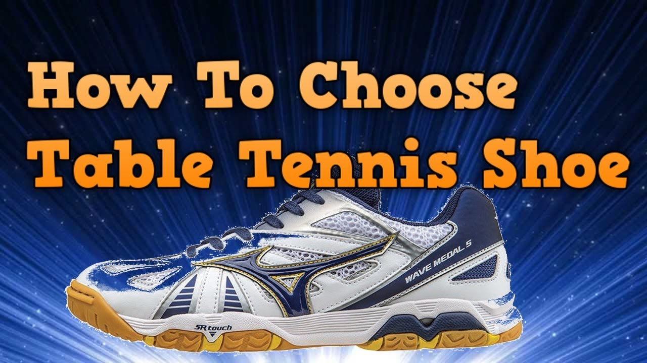 How to Choose Tennis Shoes