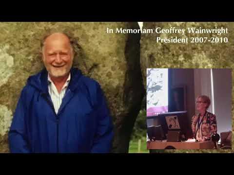 In Memoriam: Geoffrey Wainwright, Hon. VPSA (19 September 2017)