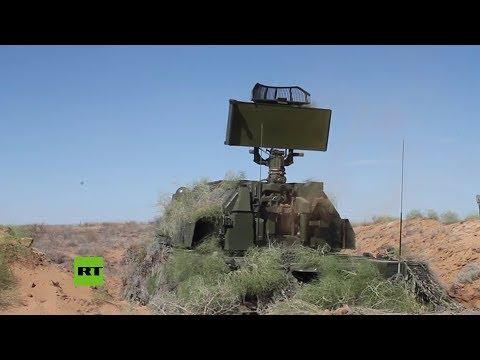 Sistemas antiaéreos S-300 repelen un 'ataque masivo con misiles' en Rusia