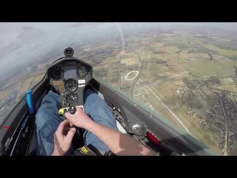 My spring morning at the Adelaide Soaring Club