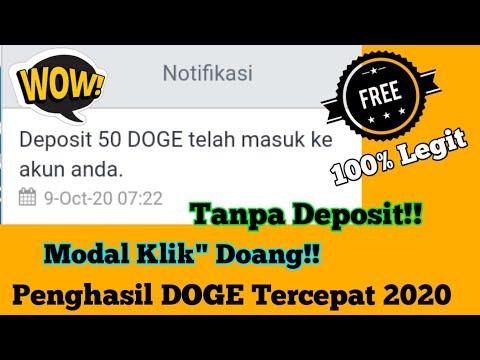 Daftar Langsung Withdraw!! Situs Legit Penghasil Dogecoin Tercepat